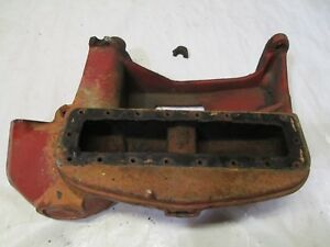 Farmall Ih Cub Tractor Lower Radiator Housing