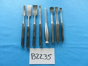 Richards Sklar Zimmer Surgical Orthopedic Instruments Lot Of 8