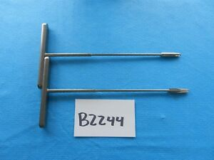 Mitek Surgical Orthopedic Trial Instruments Lot Of 2