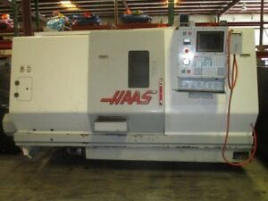 2000 Haas Sl 30t Cnc Turning Center