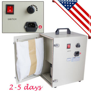Usa Portable Dental Lab Digital Dust Collector Vacuum Cleaner Device Table Type