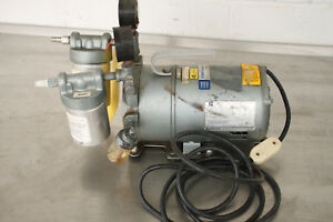 Vwr Scientific Lab Vacuum Pump 1 3hp 1ph