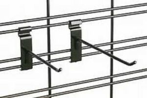 Only Hangers Gridwall Metal Hook Bundle 4 And 6 50 Each