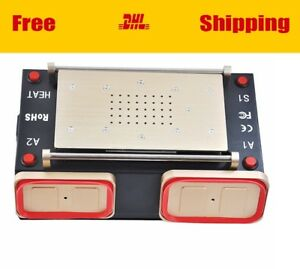 3 In 1 Lcd Separator Machine Preheating Station Middle Frame Separator