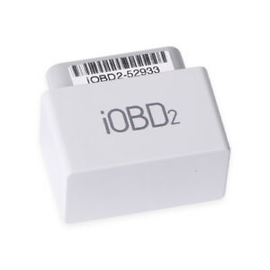 Auto Code Reader Xtool Iobd2 Mfi Bt Obd2 Eobd2 Scanner For Ios And Android