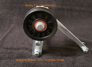 1985 1991 Corvette C4 Smog Pump Delete Pulley Kit Cnc Machine Finish Usa
