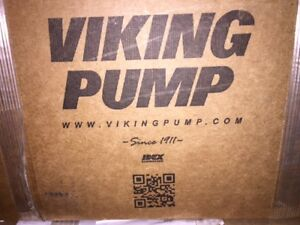 Brand New Factory Sealed Viking Pump 3 464 rebuild k180 Rebuild Kit