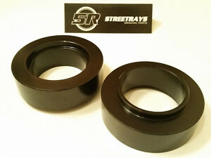 Streetrays 04 12 Chevy Colorado 2wd Billet Front 3 Lift Leveling Kit Black