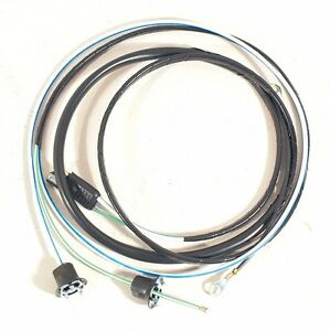 1967 1968 Ford Mustang Hood Turn Signal Wiring Harness