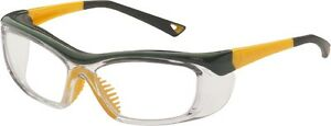 Onguard Safety Eyewear Og 220s Green Yellow Glasses 58 15 135 W Dust Dam