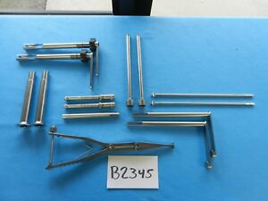 Synthes Surgical Orthopedic Spine Click x Instrument Set