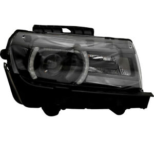 Hid Headlight Assembly New Right Passenger Side For 14 15 Chevy Camaro Lt ss