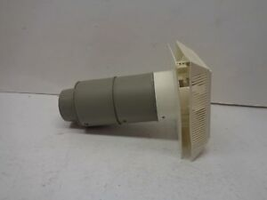 Mid america Intake Exhaust Vent White