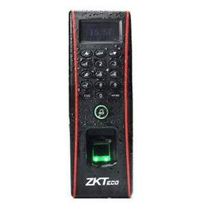 Zkteco Tf1700 Rfid Usb tcp ip Waterproof Fingerprint Id Door Access Card Reader