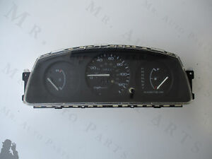 1992 1993 1994 1995 Honda Civic 78100sr3a500 Instrument Cluster Gauges