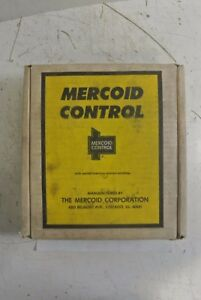 Mercoid Switch Da 33 153 R3a Mercoid Control Switch Used
