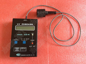 1pc Used Tsubosaka Luminance Meter Lc 4t3