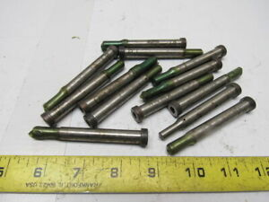Dayton Vjx37 2231 P 2500 Round Hole Press Fit Ejector Pin Die Punch Lot Of 13