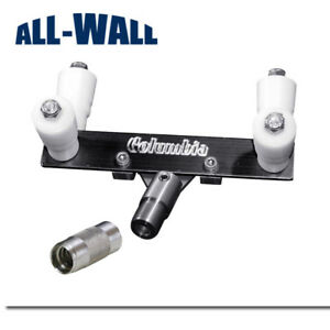 Columbia Drywall Outside Bullnose Corner Bead Roller W free Coarse Thread Adapt
