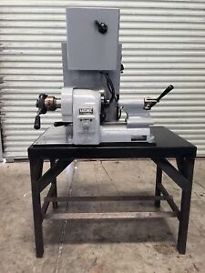 Hardinge hsl Precision Speed Lathe gmt 1183