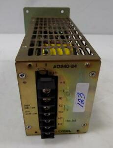 Cosel Power Supply Ad240 24