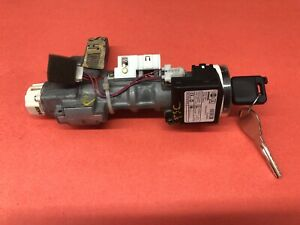 2002 2004 Nissan Altima Ignition Lock Cylinder Switch Assembly W Key Used Oem