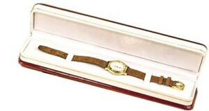 12 Premium Rosewood Veneer Bracelet Or Watch Jewelry Display Gift Boxes