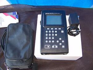 Tektronics Dma120 Series Digital Modulation Analyzer
