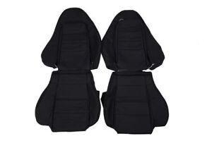 Custom Made Mazda Rx7 Fd Fd3s Real Leather Seat Covers Black Tan Red
