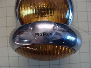 2 Vintage Mopar Fog Lights
