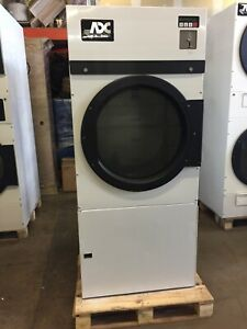 Coin Or Card Operated 20lb Dryer Ad24 Used