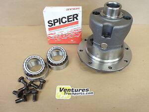 Trac Lok Posi Carrier 27 Spline With Bearings And Bolts Jeep Dana 35 3 54
