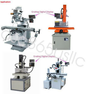 New Arrival 2 Axis Dro Display Digital Readout Mill Lathe Machine