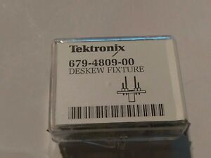 New Tektronix Deskew Test Fixture P6249 679 4809 00