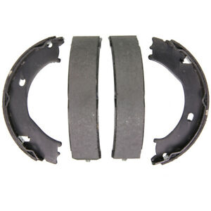 Parking Brake Shoe Quickstop Rear Wagner Z771