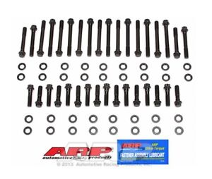 Arp Head Bolt Kit 134 3701 Chromoly Fits Chevrolet Pontiac 5 7l 350 Lt 1 Lt1