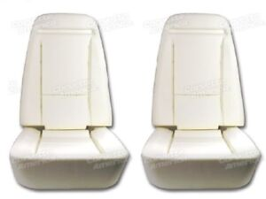 1975 Corvette C3 Seat Foam Set 4 Piece