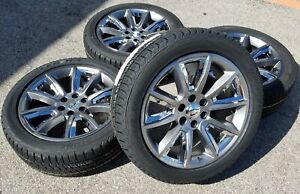 22 Chevy Tahoe Silverado Gmc Sierra Yukon Escalade Wheels Rims Factory Tires