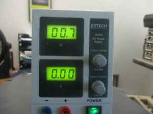 Extech Model 382200 Dc Power Supply