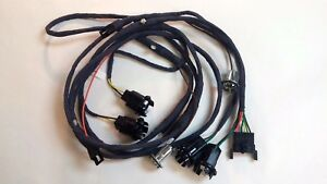 1967 Chevy Caprice Rear Light Wiring Harness Ht Sport Coupe