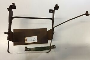 1926 Chevrolet Car Battery Holder Box For Restore Has Had A Repair