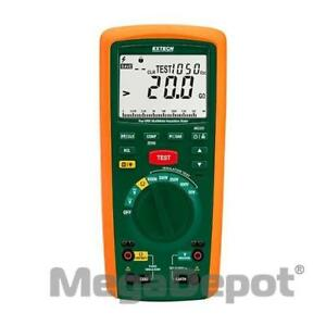 Extech Mg320 Cat Iv Insulation Tester true Rms Multimeter