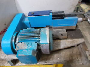 Abb Suhner Drill Unit With Motor Mx44330150