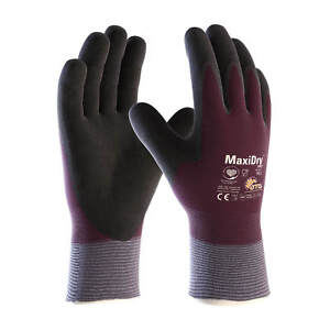 Maxidry Zero 56 451 Cold Condition Work Glove With Thermal Lining Sizes S xxl