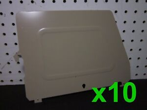 Lot Of 10 File Dividers For Shelving Tennsco Fd 1108 many Available