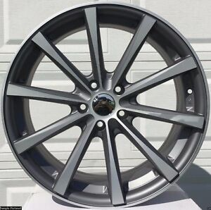 4 New 19 Wheels Rims For Chrysler 200 300 Sebring Town And Country 31543
