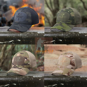 MULTICAM Airsoft Outdoor Tactical Military Cap Hat Baseball Hiking Hunting CAMO $17.73