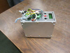 Phytron Ccd 93 70 Stepper Drive Mini h 24 Used