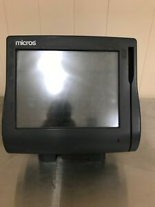 Micros Restaurant Pos System Complete Used