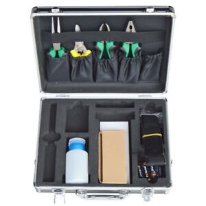 Ftth Tools Fiber Optic Fast Connector Professional Tool Sets Brand New Wire